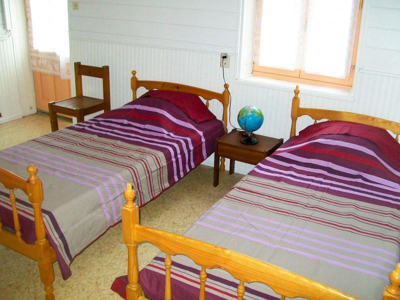 Chambre 2 lits 90 pour 2 personnes