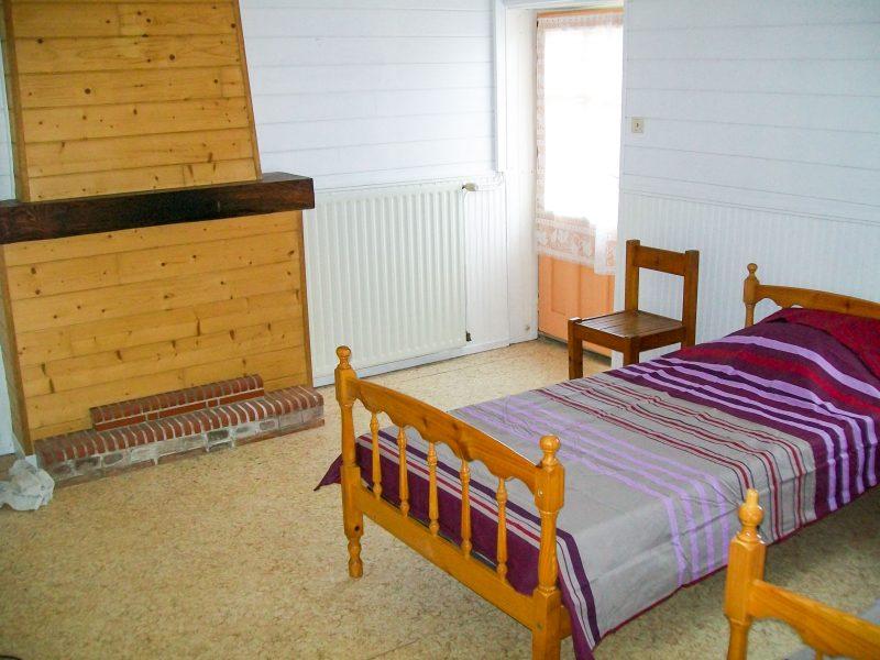 Autre vue chambre 2 lits pour 2 personnes
