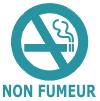 Gîte non fumeur