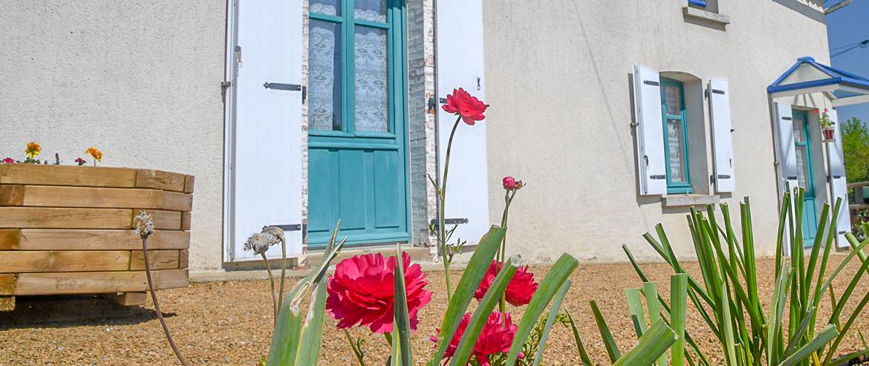 Gite avec jardin espace climatisé et wifi en Vendée
