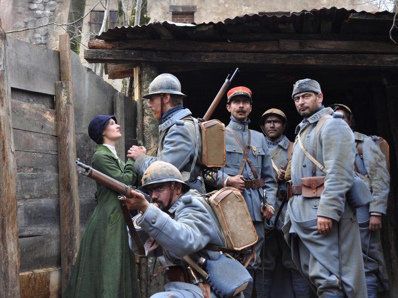 Les Amoureux de verdun Spectacle du Puy du Fou