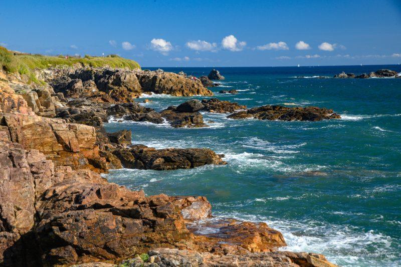 La Corniche et la côte rocheuse