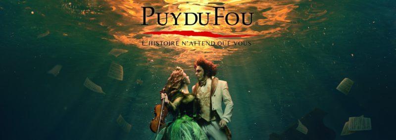 Les Noces de Feu, le dernier spectacle du Puy du Fou
