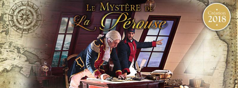 Le Mystère de la Pérouse le spectacle 2018 du Puy du Fou